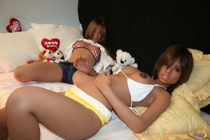 Умные куклы для секса появятся через 2 года!