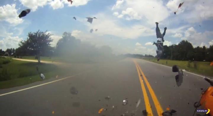 Шансы мотоциклистов
