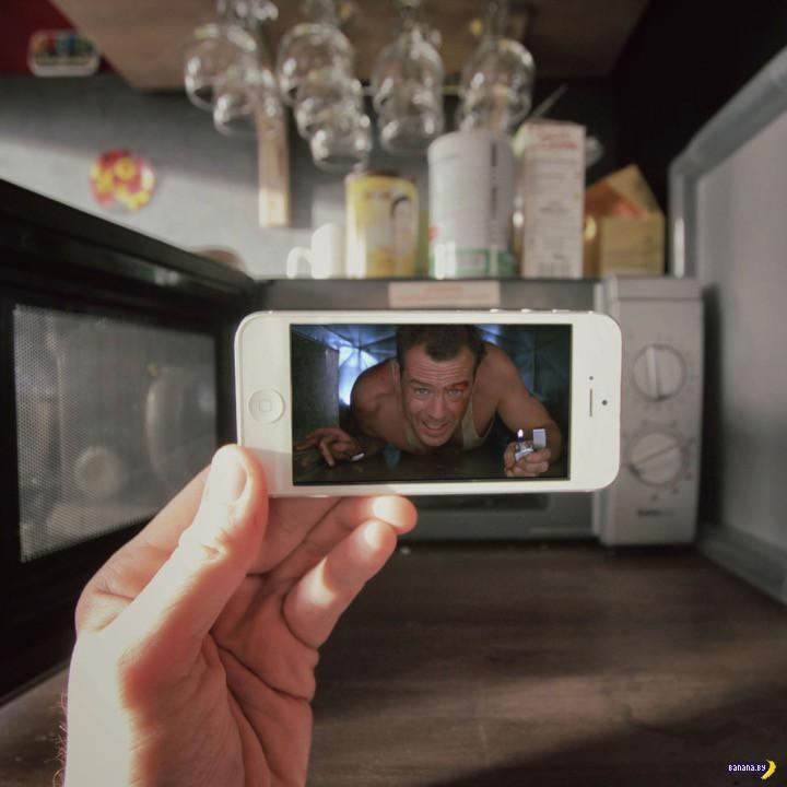 Если добавить смартфон...