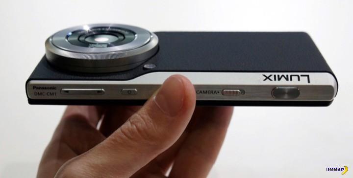 Фотосмартфон от Panasonic