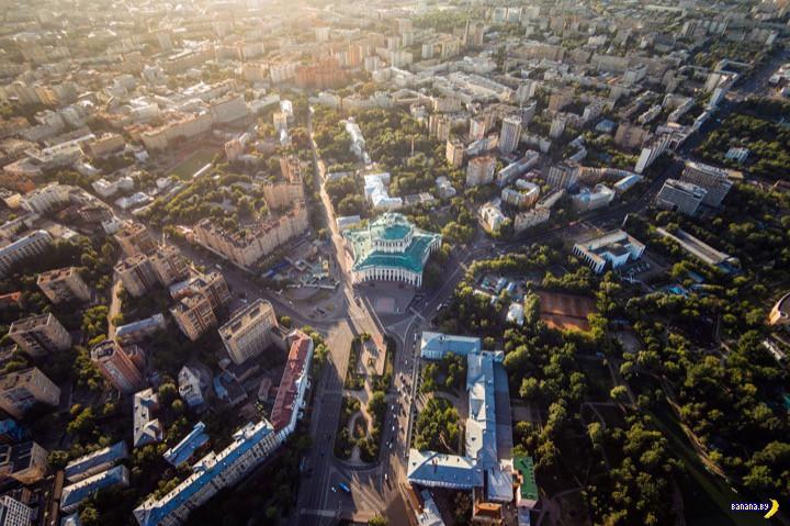 В Москве хотят запретить квадрокоптеры