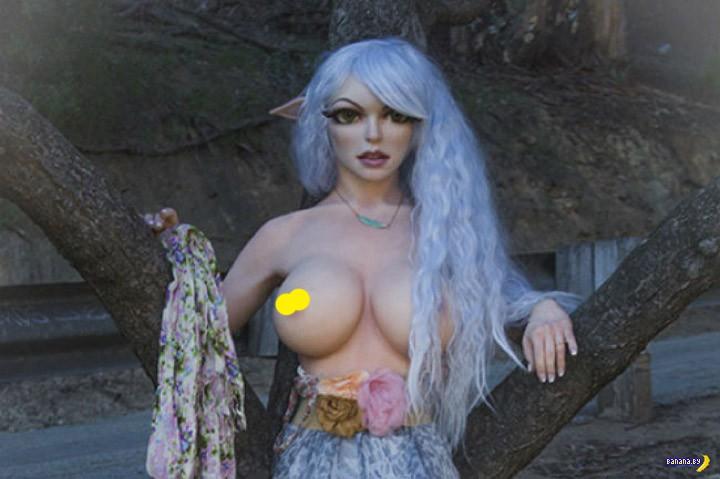 Топ-5 самых безумных кукол для секса