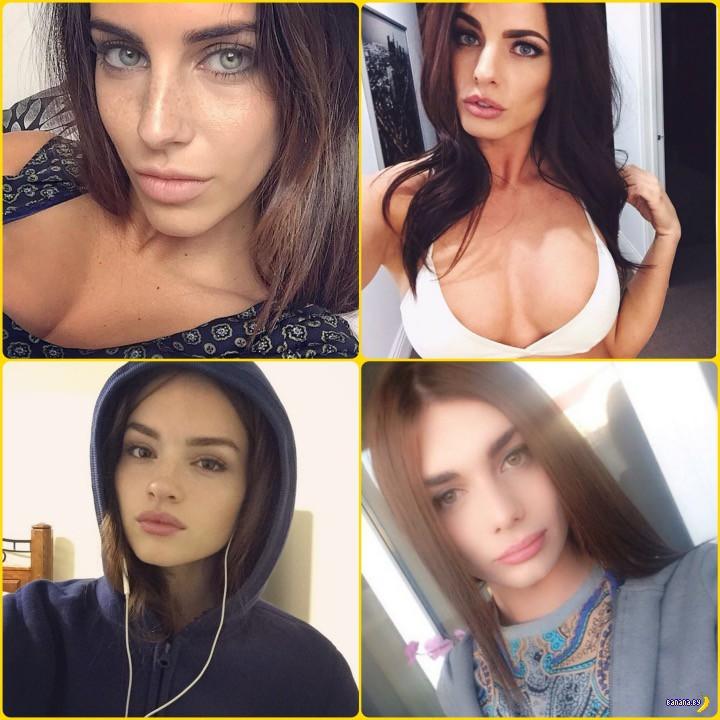 Помогите выбрать самую красивую девушку - 5
