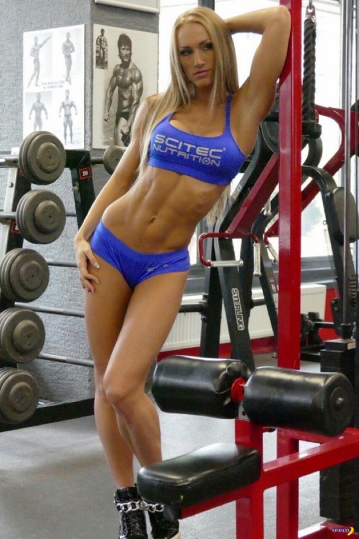 Спортивные девушки - 28