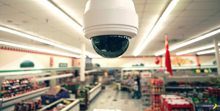 Почему видео с камер наблюдения всегда отвратительного качества?