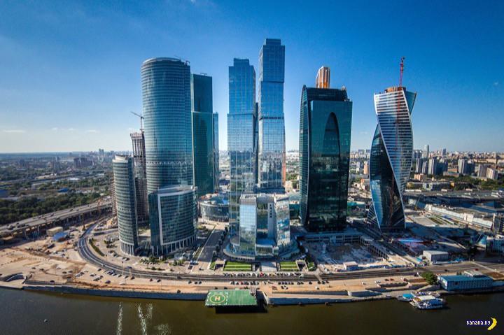 Жилые квартиры в Москва-Сити