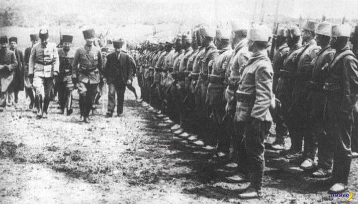 Греция выставила счет Германии за Первую Мировую