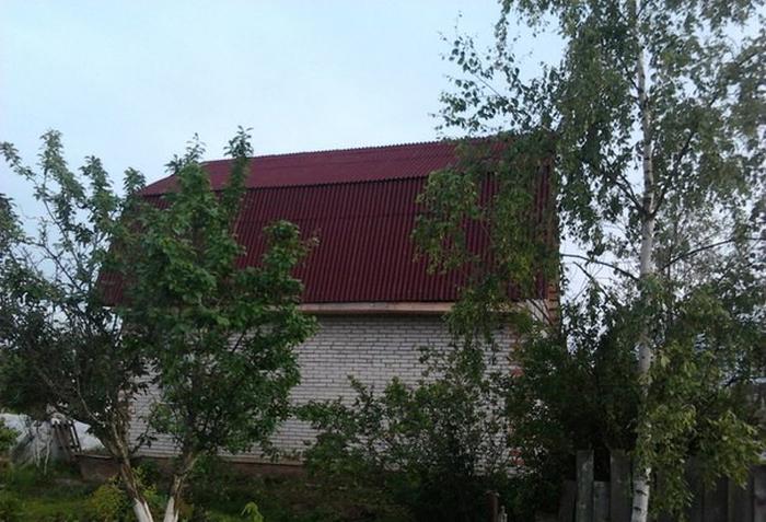 История одного дома