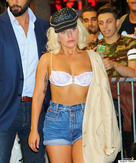 Леди Гага может себе позволить и не такое