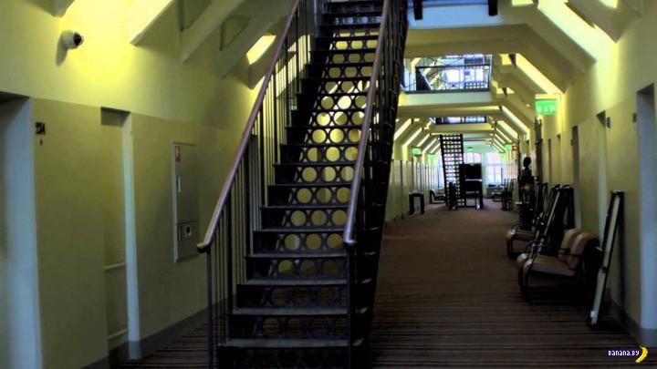 Тюрьмы, которые стали отелями