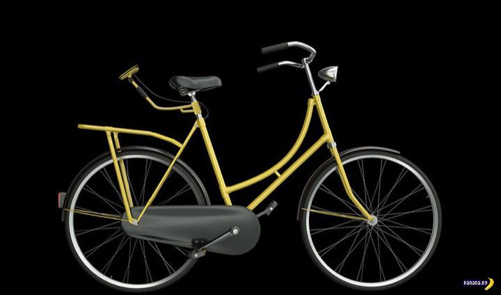 Красивая глупость для велосипедистов