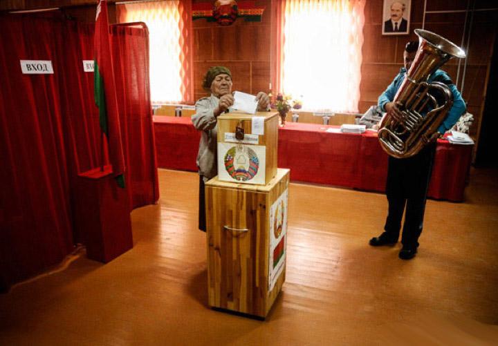 Опрос: а вы пойдёте на выборы президента Беларуси?