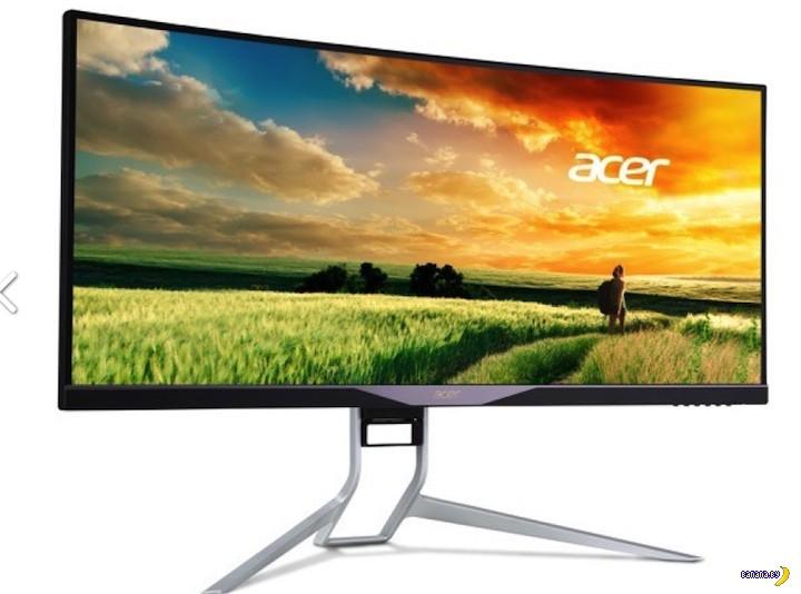 Новейший монитор мечты от Acer