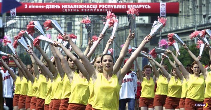 Чем занять себя на День Независимости в Минске?