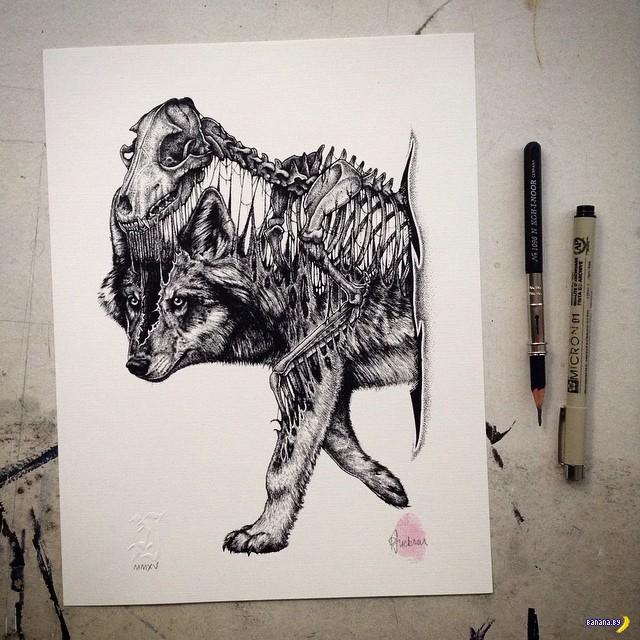 Рисует Пол Джексон