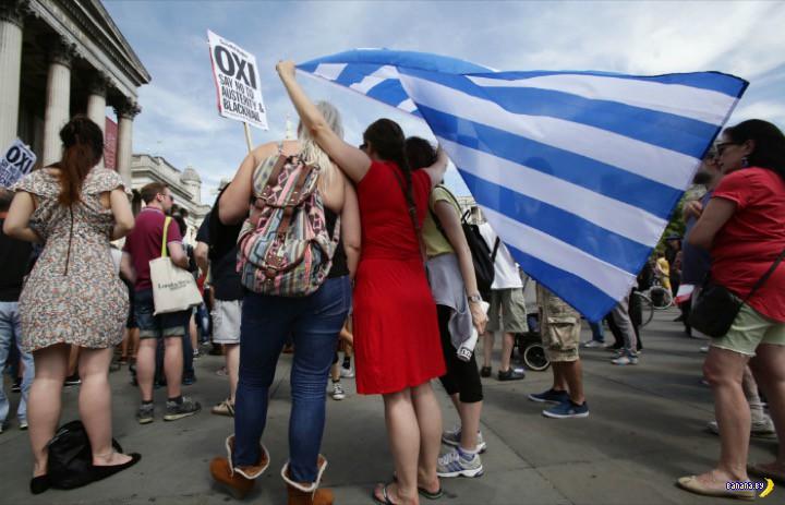 Греция, долги и референдум