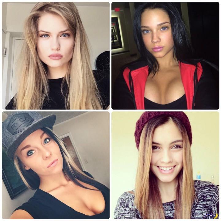 Помогите выбрать самую красивую девушку - 6