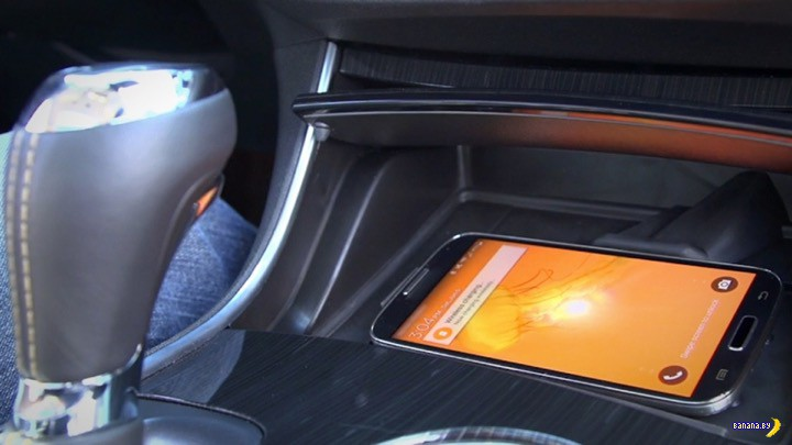 Придумали кондиционеры для смартфонов в авто