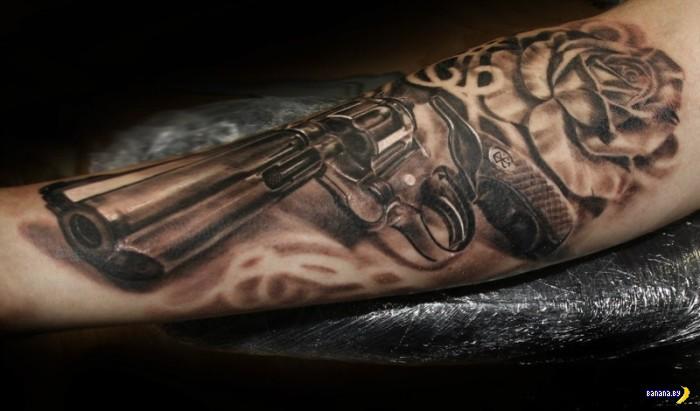 Татуировки на зависть - 40 - 3D