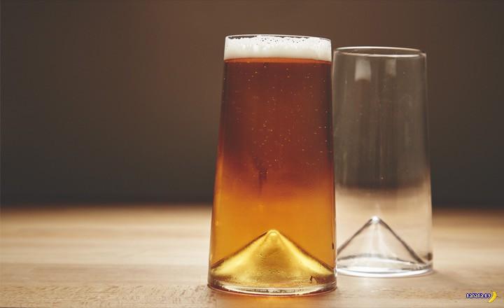 Пивной стакан Monti-Birra