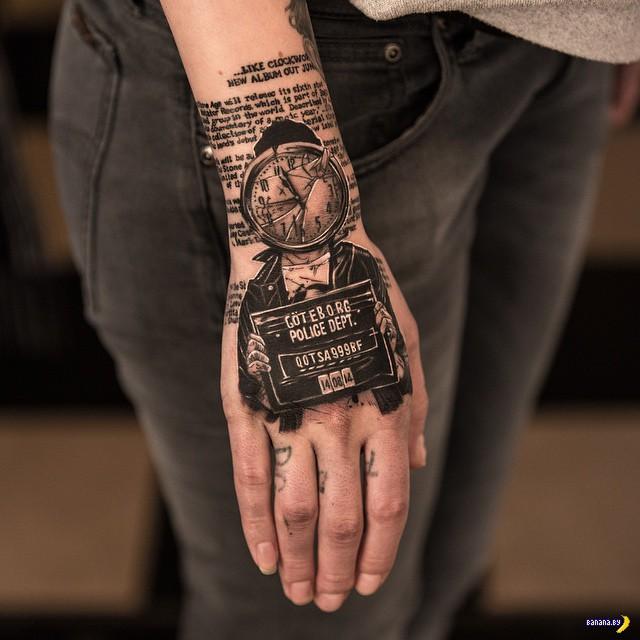 Татуировки на зависть - 41