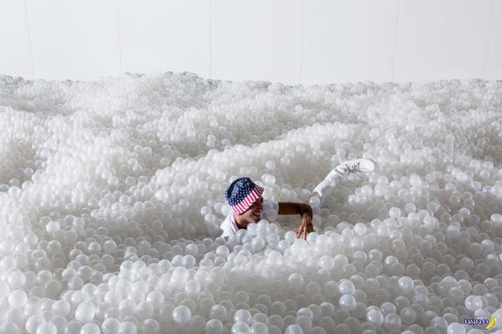 1 миллион шариков
