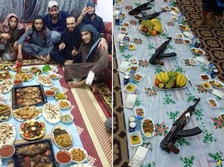 Яд против ИГИЛ