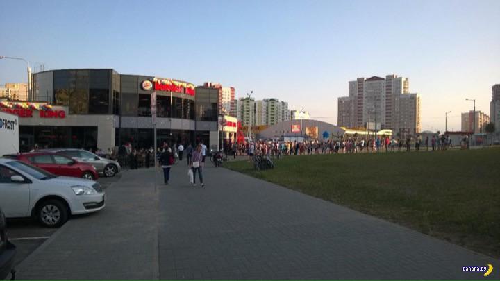 В Минске открылся ресторан Burger King
