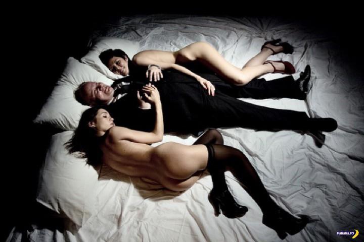 В России могут начать наказывать клиентов проституток