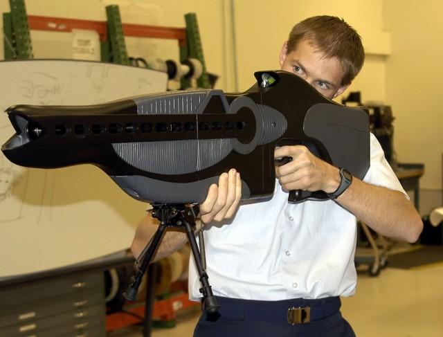 Новейшее оружие в современном мире,