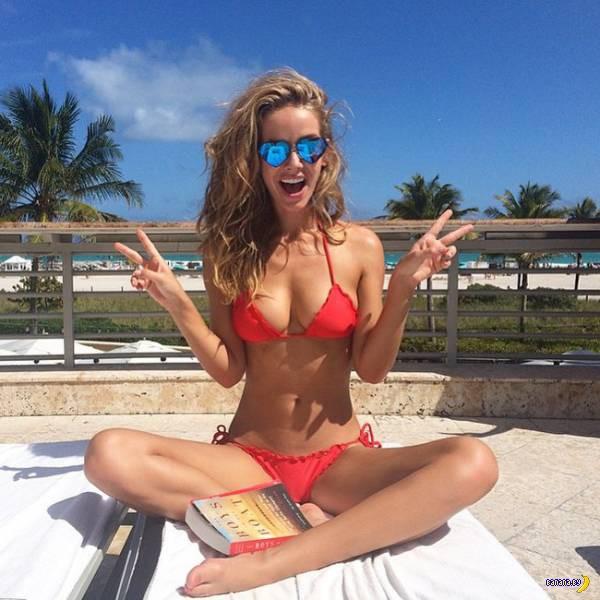Фотокарточки с новой Мисс США