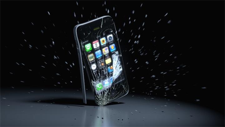 Что делать, если вам разбили смартфон?