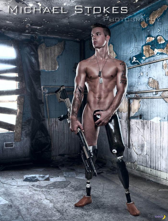 Сексуальные ветераны-инвалиды