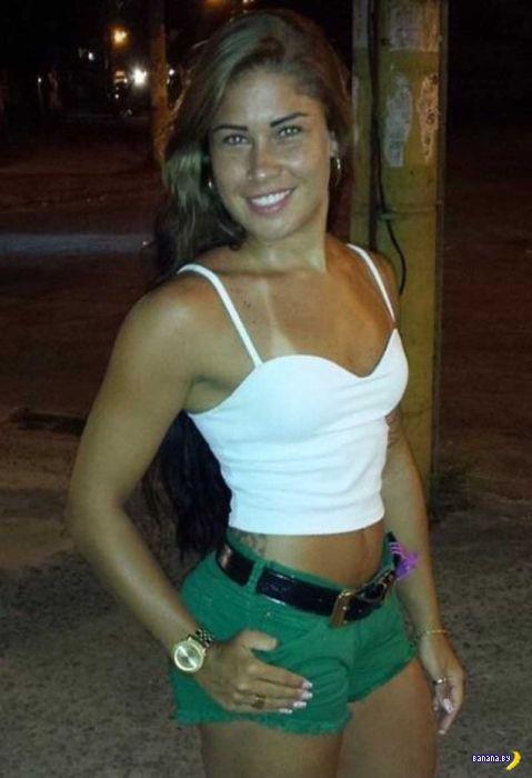 Старт модельной карьеры бразильской подметальщицы