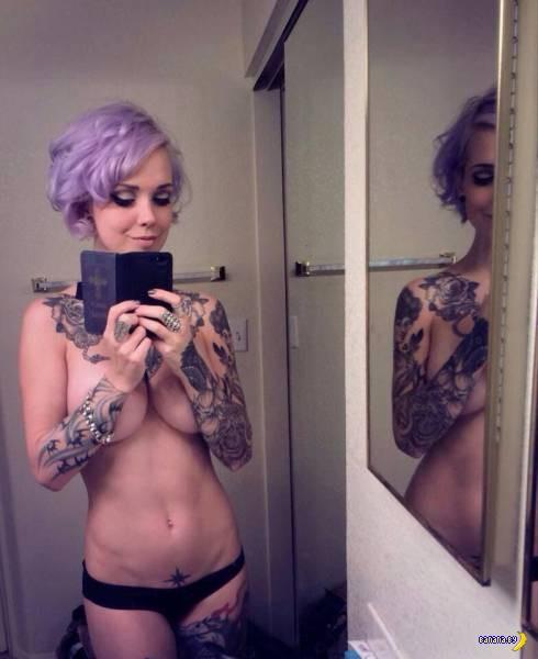 Татуировки на зависть - 42 - Девчата