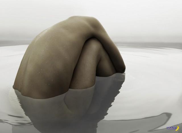 Тело, погруженное в воду