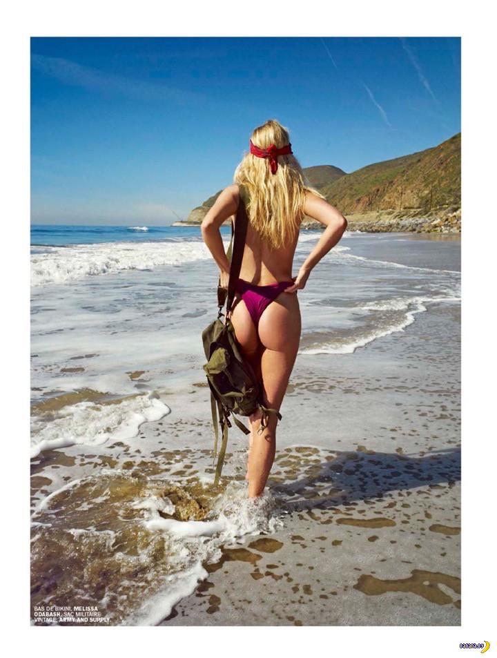 Эльза Хоск для Lui Magazine