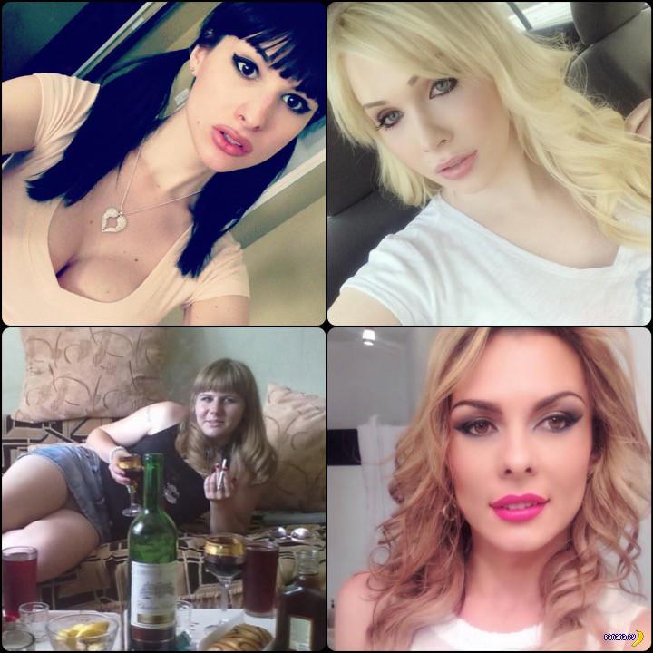 Помогите выбрать самую красивую девушку - 7