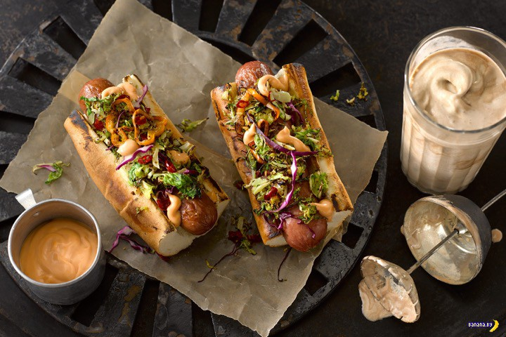 В США прошел национальный день хот-дога