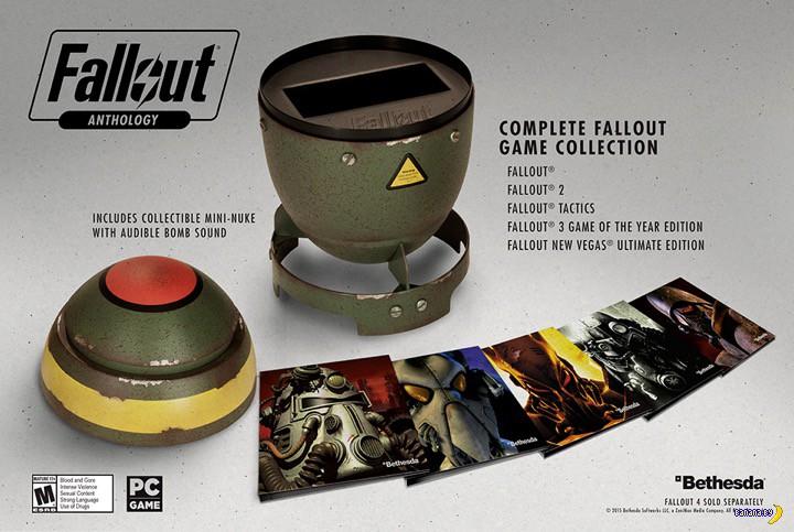 Фанатам Fallout бомбочка
