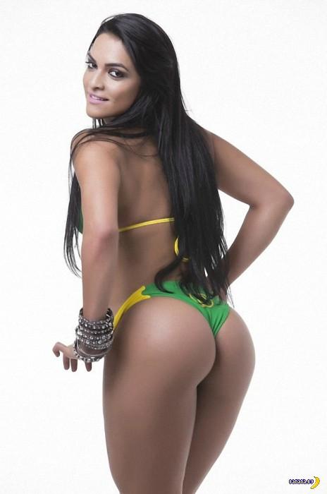 В Бразилии стартует Miss Bumbum 2015