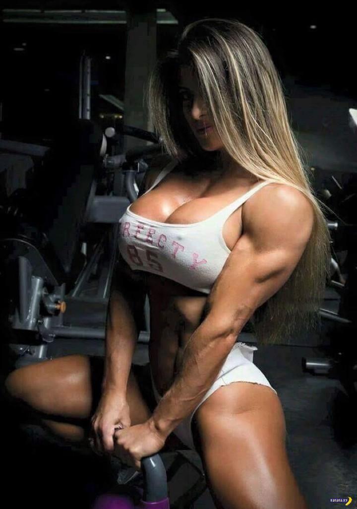 Спортивные девушки - 33