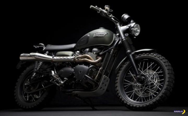 """А кому мотоцикл из фильма """"Мир Юрского периода""""?"""