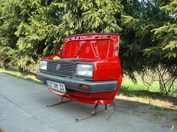 Вторая жизнь VW Jettа