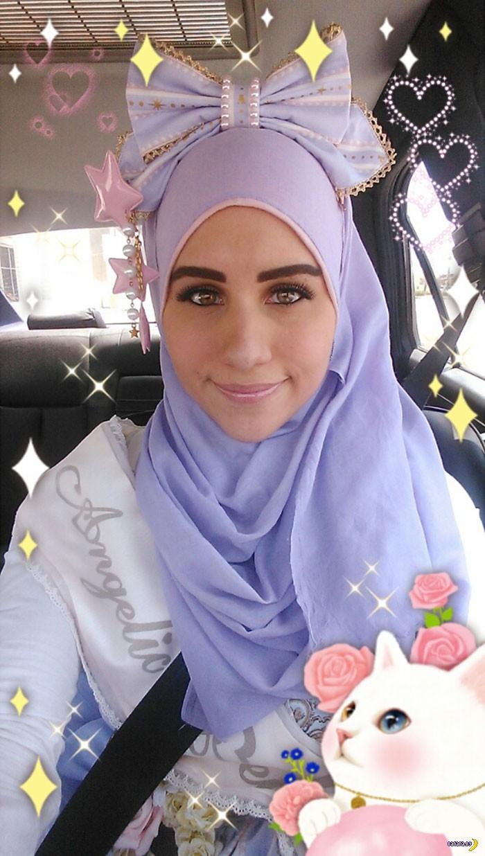 Исламские Лолиты