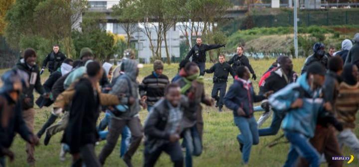 Атаки сарацинов на Кале продолжаются