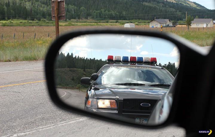 Про подсознательную боязнь полиции/милиции