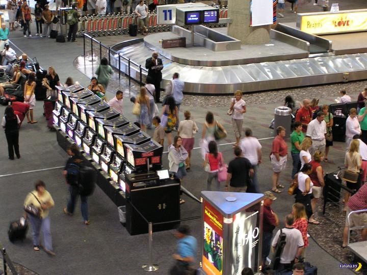 Маккаран - аэропорт, который мечтал стать казино