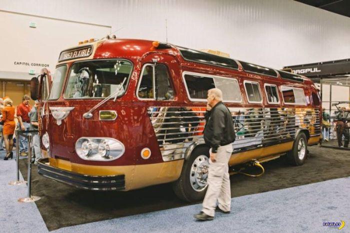 Автобус для мальчишника