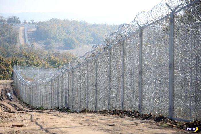Как Болгария защищается от пришельцев